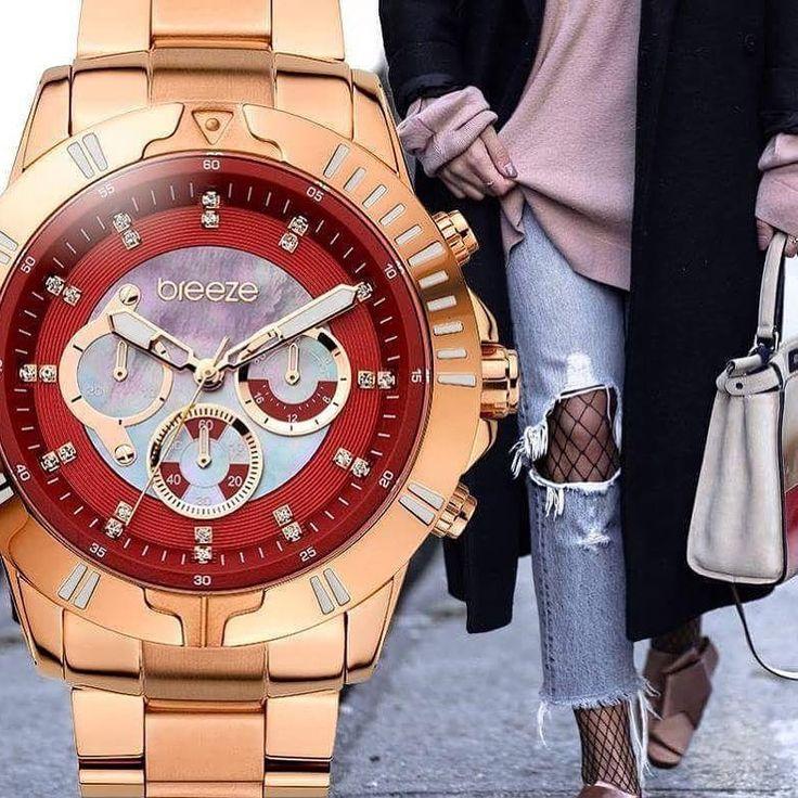 Για να παραμείνεις στυλάτη και το χειμώνα, ολοκλήρωσε το #look σου με τα πιο #stylish ρολόγια της αγοράς! Διάλεξε το δικό σου #breeze στο => tasoulis-jewellery.gr  #breezewatches #style #instafashion #fashion #tasoulis_jewellery #pretty #rosegold #jewellery #watches #instajewelry #outfitoftheday #outfitwatch