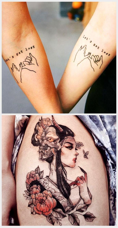 57 Tatuajes Geniales Para Parejas Que Simbolizan El Amor Eterno Tatuajes Geniales Tatuajes De Parejas Tatuajes