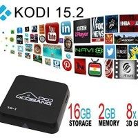 GooBang Doo First Generation XB-I Quad Core Android TV Box 2GB RAM 16GB ROM + 4335 Wifi Module(Support 802.11AC) + Newest Kodi with All Preloaded Add-ons   Welcome to GooBang Doo, Wonder land! This XB-I is a MAGIC BOX! Allow us to work you through as below! Outstanding Features: * WIFI Module: Read  more http://themarketplacespot.com/television-video/2016-new-arrival-goobang-doo-first-generation-xb-i-quad-core-android-tv-box-2gb-ram-16gb-rom-4335-wifi-module-support-802-11ac-