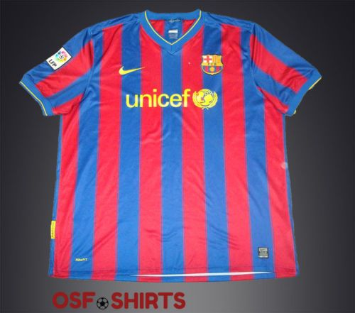BARCELONA-HOME-2009-2010-XXL-FOOTBALL-SHIRT-Jersey-Camisa-Maglia-Mailot