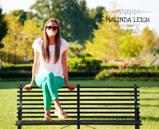 Teen Picture Idea, Senior, Malinda Leigh Photography