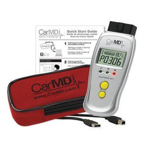 Cool Car Gadgets: CarMD Handheld Vehicle Diagnostic Device + Pouch Coverage for Up to 4 Vehicles