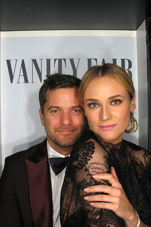Adorable together! Joshua Jackson And Diane Kruger. This article is great.