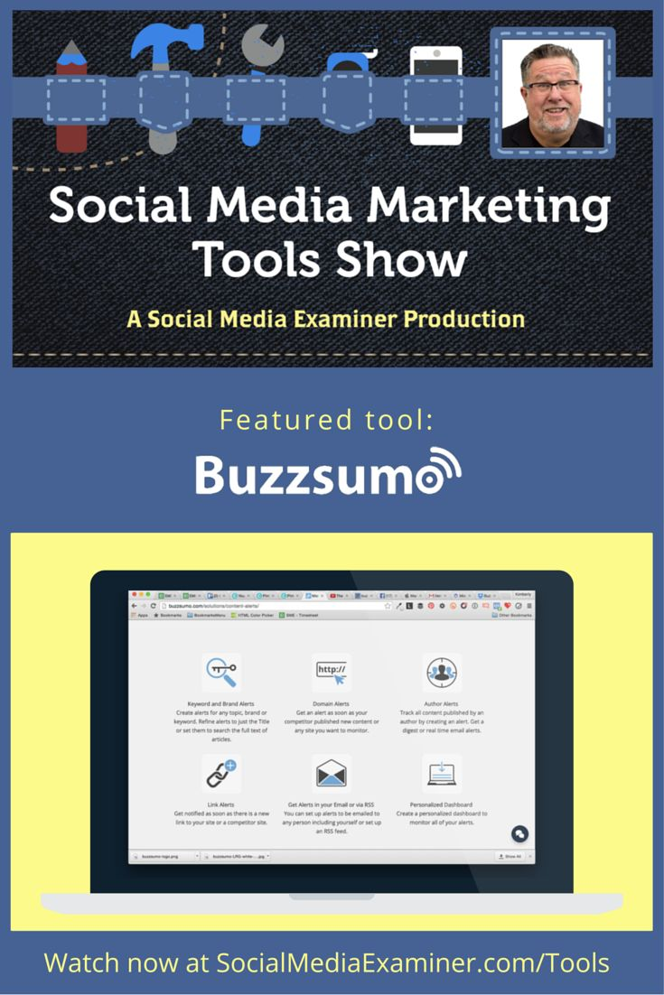 32 best Social Media Marketing Tools Show images on ...
