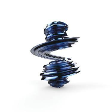 "Saatchi Art Artist Mattia Paoli abstract painter; New Media, ""Water - Limited Edition 1 of 1"" #art"