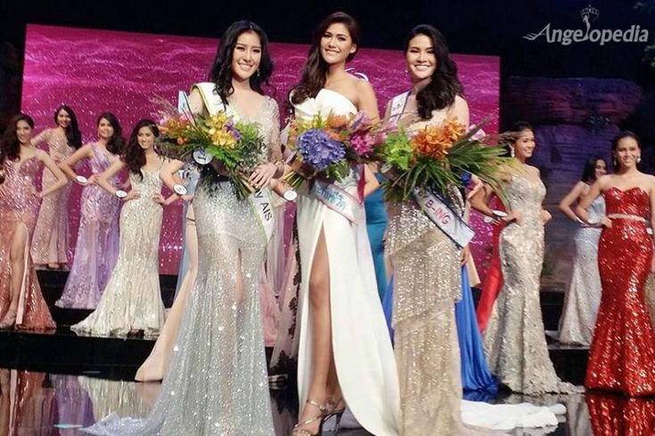 Special Award Winners for Miss Universe Thailand 2015 Announced