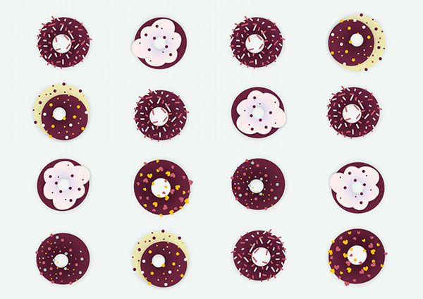 #graphicdesign #design #illustration #illustrations #pastels #portfolio #gif #myworks #behance #work #graphic #designs #olaladesigns #olaladesignsstudio #food #foodporn #sweets #lovesweets #sweetlover #donuts