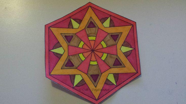 kleuren kleurplaten mandala