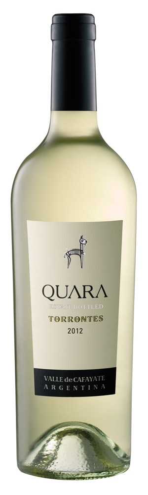 "Product Name: Quara Estate Bottled Torrontes  Appelation: Cafayate, Salta  Variety: Wine  Country of origin: Argentina    The wine may not leave the premises at any time during its production. If a winery wanted to use the word ""estate"" on their label, they wouldn't be able to use an off-site crush facility, for example.    Gold Medal – Argentina Wine Awards 2007.  Silver Medal – Argentina Wine Awards 2008.    Looking for Wine Distributors."