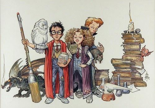 225 Best Harry Potter Art Images On Pinterest