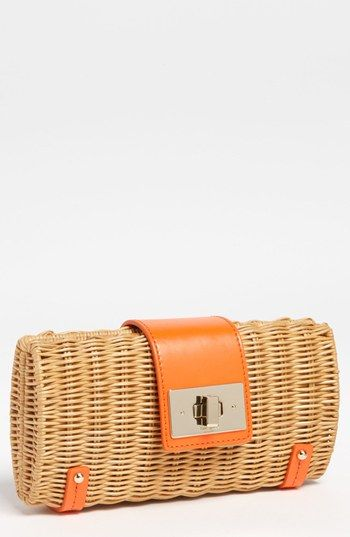 kate spade new york 'waverly terrace - jeanetta' clutch available at #Nordstrom