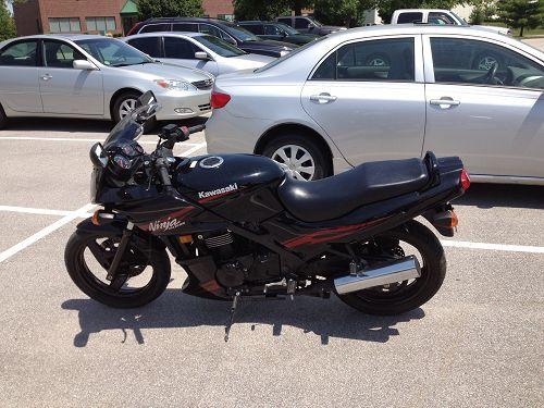 2008 Kawasaki Ninja 500r - Saint Louis, MO #5785633075 Oncedriven