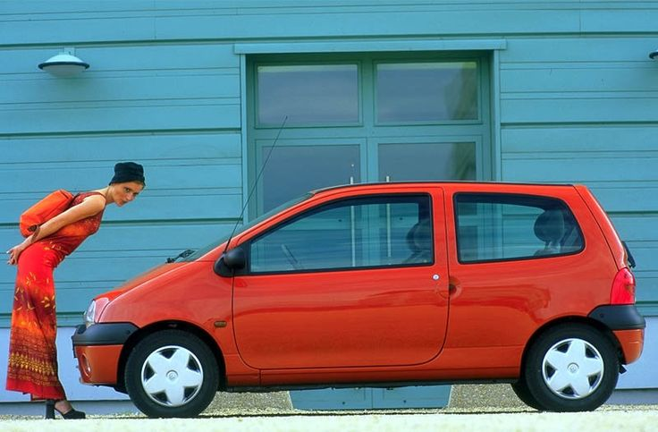 Renault Twingo Initiale #renault