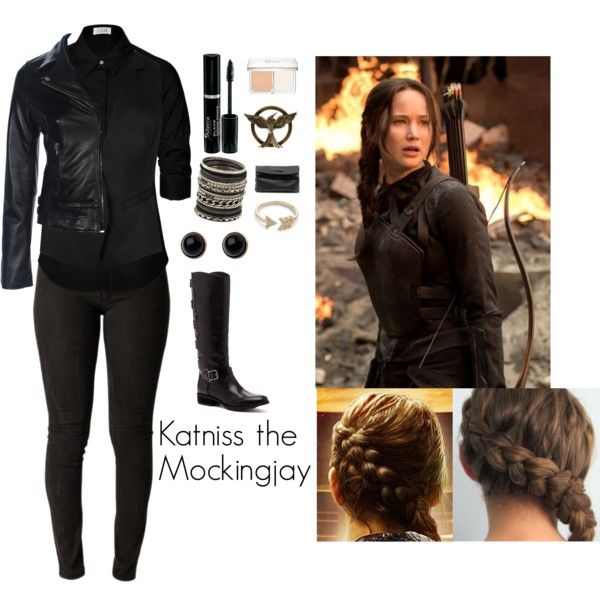 """Katniss the Mockingjay"" by charbear231 on Polyvore"
