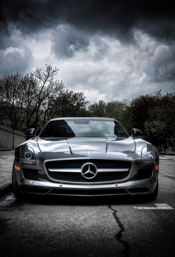 Mercedes-Benz SLS AMG …OMG by Romel Velasco
