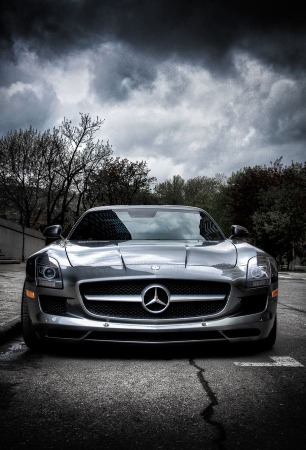Mercedes-Benz SLS AMG …OMG by Romel Velasco