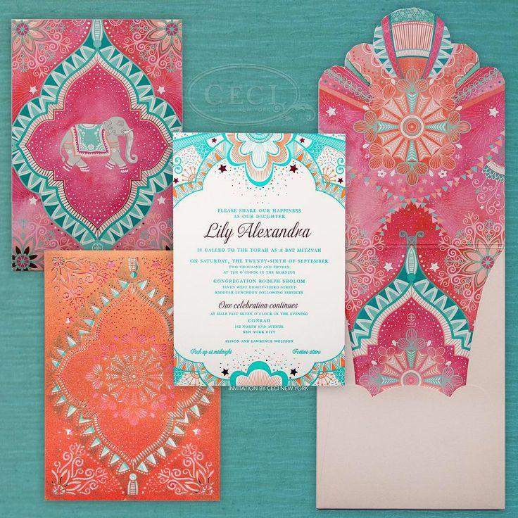 40 best Turkish Wedding Invitations images on Pinterest | Wedding ...