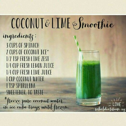 Happy #tasty Tuesday! Another yummy healthy smoothie recipe! #drinkclean #smooth…
