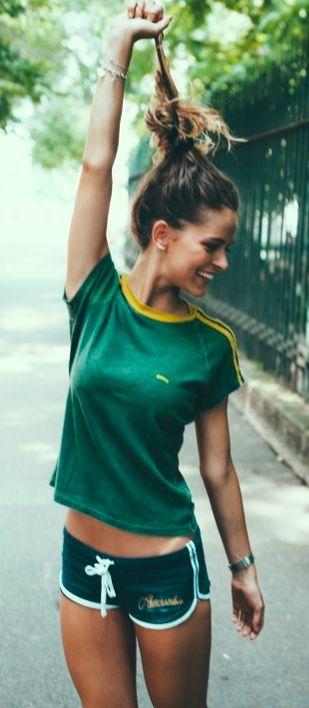 Beleza pura: inspiração para malhar! | Blog da Sophia Abrahão