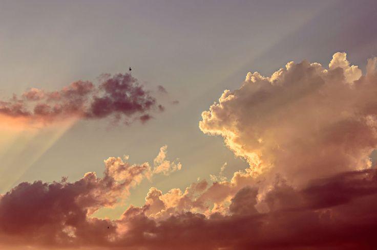 Sunshine above Tapolca by Vajda  Attila on 500px