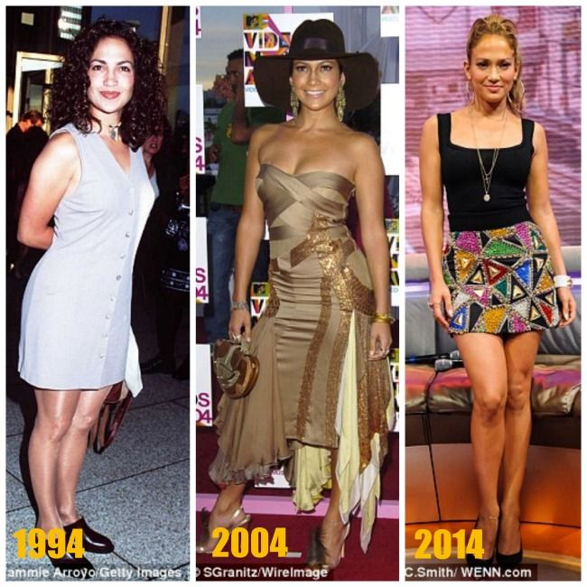 Jennifer Lopez Has Dropped 10lb And A Dress Size In The