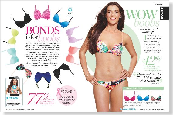 Bonds. Clipped from New Idea using Netpage.