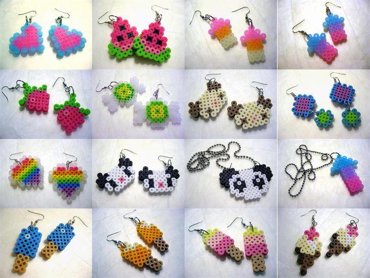 Craft, Bead Patterns, Hamabeads, Perler Beads, Hama Beads, Perler ...