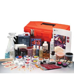 Camera Ready Cosmetics� - Ben Nye Professional Moulage Kit (USA Only), its a absolute need *.*