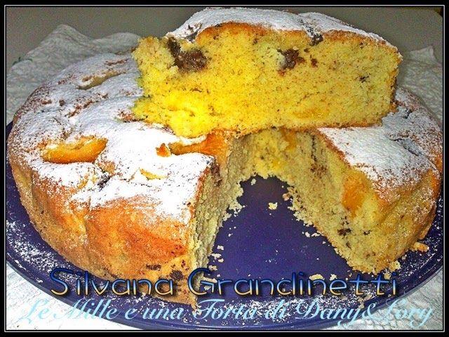 Torta sofficissima Arancia e Cioccolato