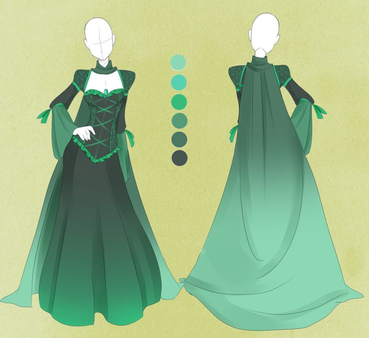 commission outfit may 11 by violetky on deviantart - Clothing Design Ideas