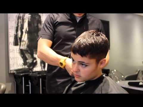 Pixie nach australischem Vorbild Stefania Ferrario geschnitten - Teil 4 Final Look - YouTube