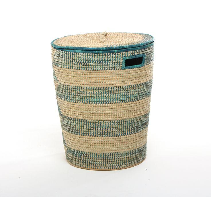 ML/BALM Laundry Basket | New Baskets | ASHANTI