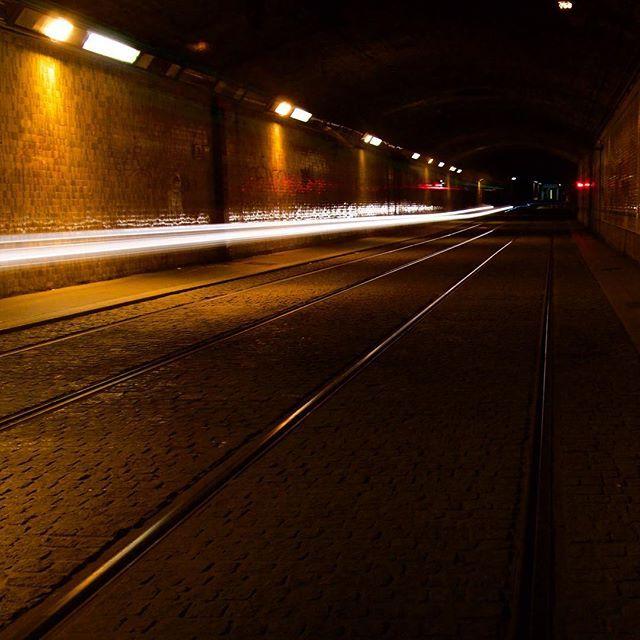 #tram #rail #dark #tunnel #blur #light #transportationsystem #tramway #perrache #city #lyon #onlylyon #urban #fast #long #evening #travel #ilovetcl #lumix #noperson #lumixfr #panasonic #panasonicfr