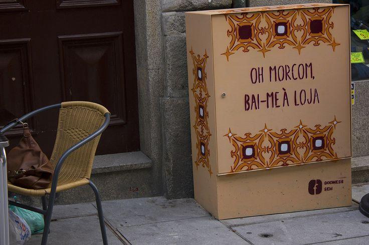 As caixas mágicas da Rua das Flores - Porto24