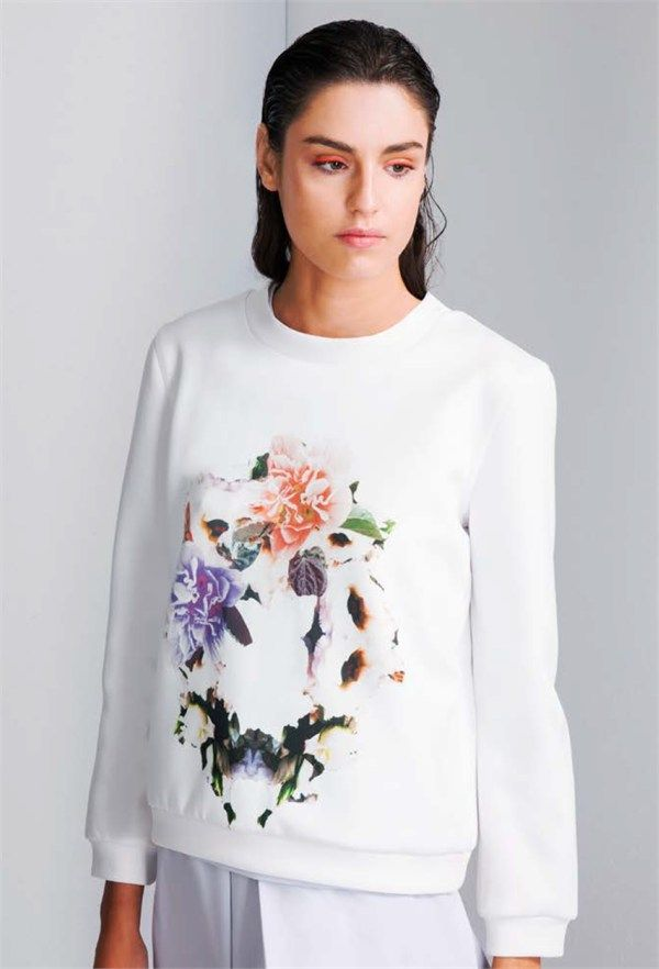Careless Love Jumper White by Finders Keepers