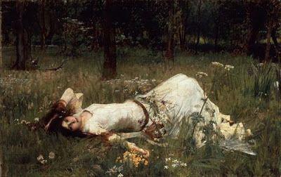 Άννα Αγγελοπούλου: Προραφαηλίτες ζωγράφοι