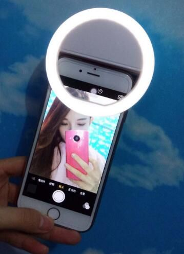 >> Click to Buy << Smartphone LED Ring Selfie light for Enhancing Photography for any smartphone including iPhone 6 Plus #Affiliate