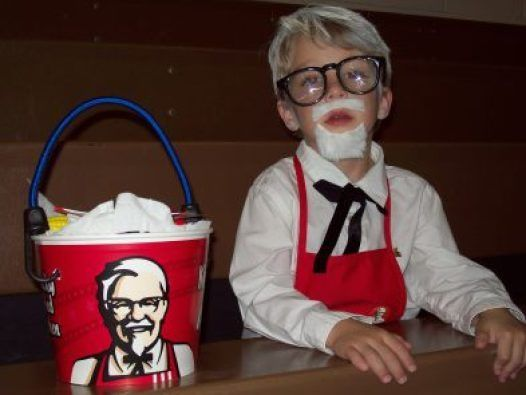 25+ Best Colonel Sanders Costume Ideas On Pinterest