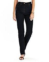 Elle Straight Leg Jeans Length 31in