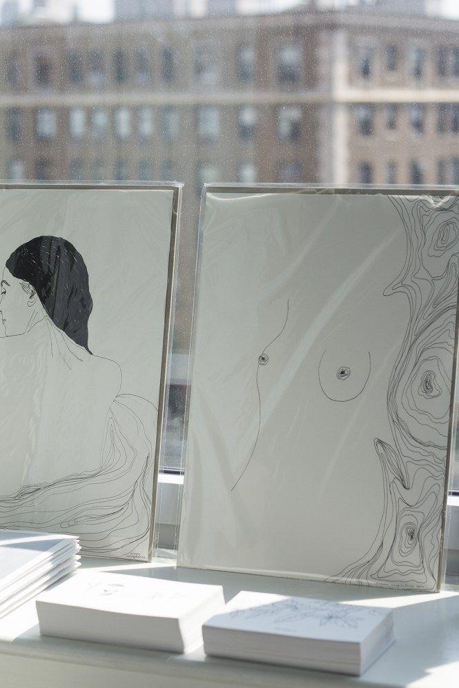 New York Exhibition   Maria Magdalena