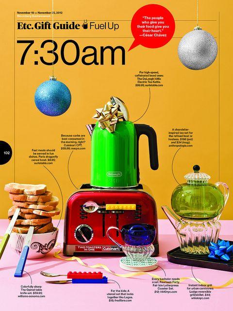 Etc. Gift Guide (via Bloomberg Businessweek).