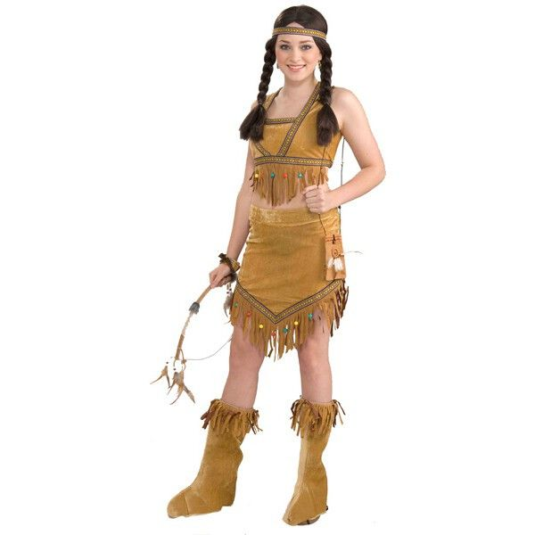 teen native american princess costume - Fun Teenage Halloween Costumes