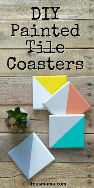 These are SO easy and I love that you can customize with whatever colors you want. Pinning for a project on the weekend!