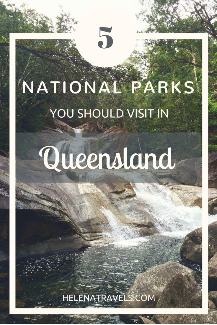 5 National Parks you should visit in Queensland, Australia