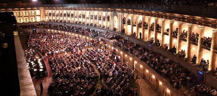Macerata Opera Festival net Sferisterio, Macerata