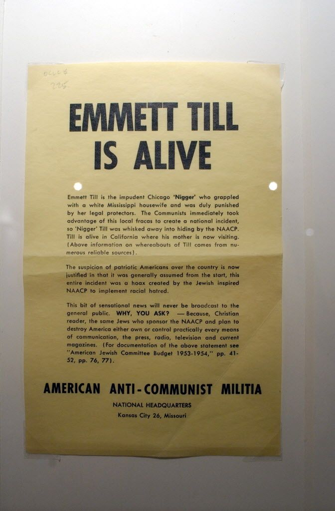 emmett till essay example One example of this blatant hate is the emmett till murder in mississippi emmett was just a normal kid he wasn't a leader of the civil rights movement or involved in racial issues in any way.