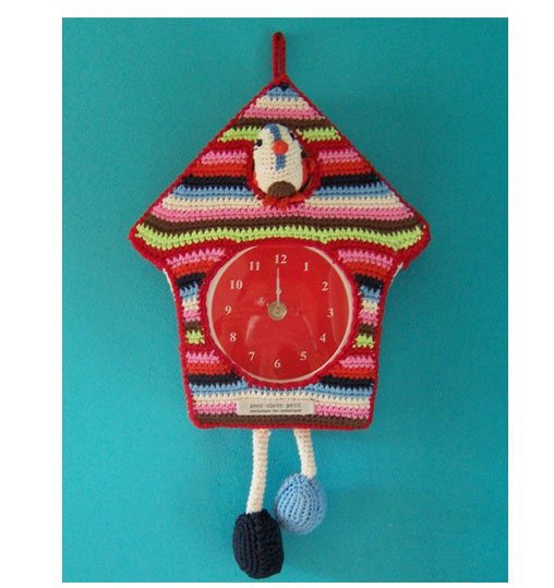Cuckoo clock by @Anne Claire Petit