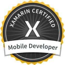 Become a Xamarin Certified Mobile Developer at Xamarin University