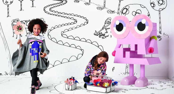 Keep it cute with the Fendi Kids collection for Fall/Winter 2016-17, also for boys! More on fendi.com
