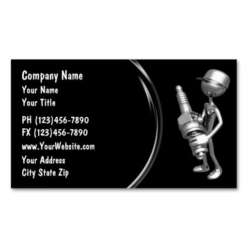 257 best automotive business cards images on pinterest lipsense automotive business card reheart Images